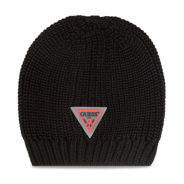 Maelle - Guess - Cappello con ricamo nero