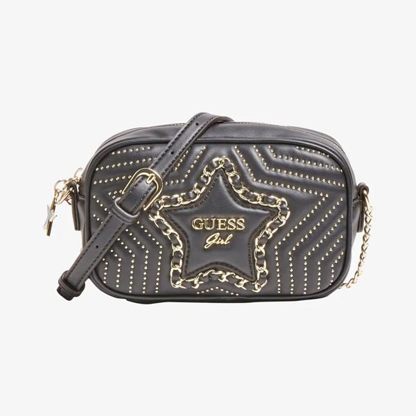Maelle - Guess - Shaylee - Borsa tracolla nera