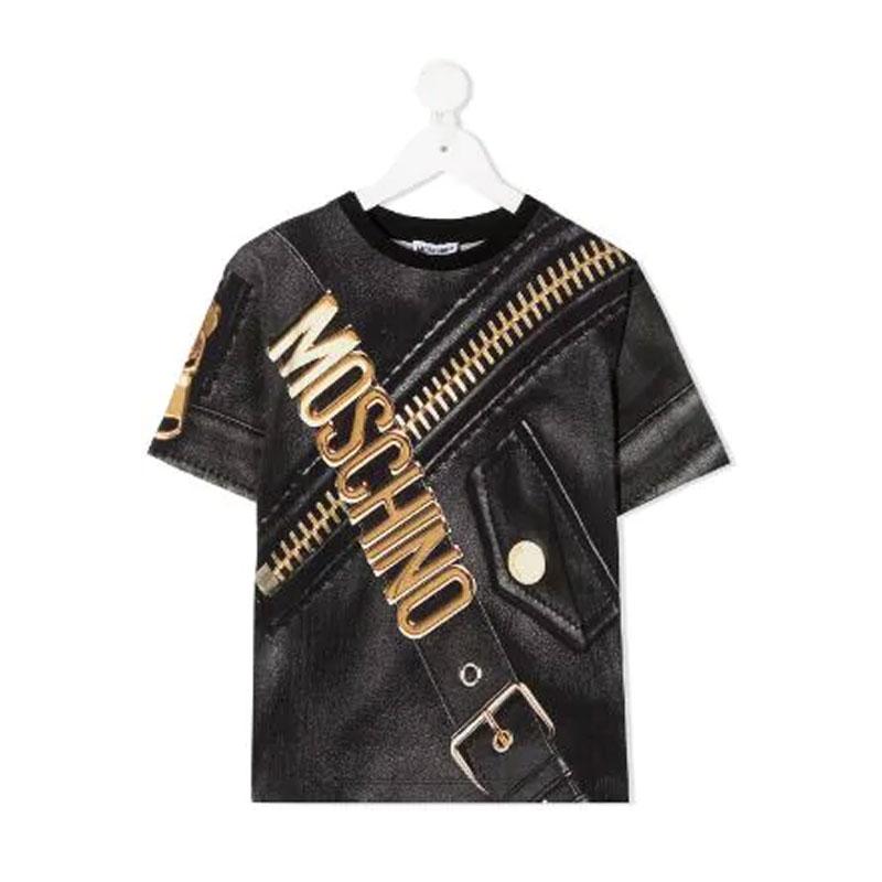 Maelle - Moschino - Maxi T-shirt - black