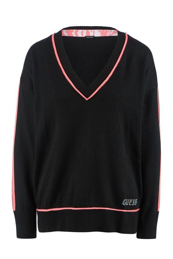 Beatrice V-Neck Sweater