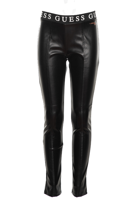 pu leather leggins