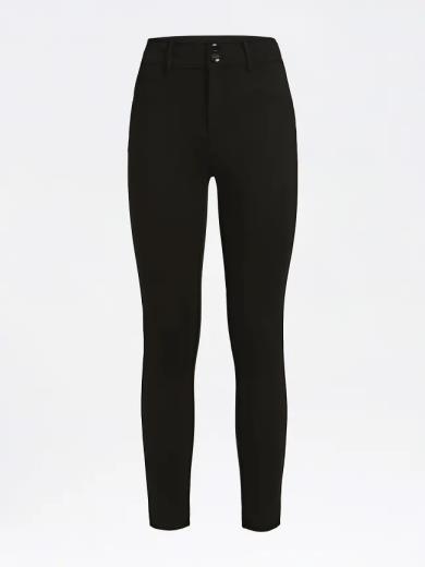 curve x jeans nero