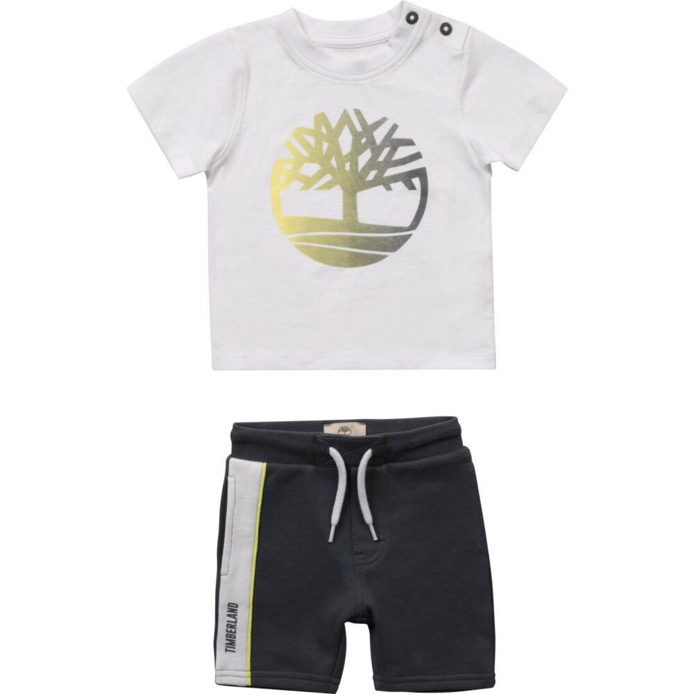 Completo T-shirt e pantalone - Timberland
